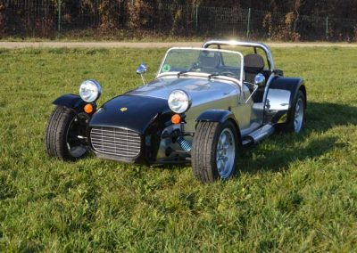 "Caterham Supersport ""The Rolling Thunder"""