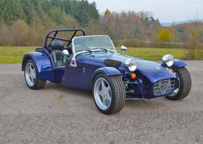 "Caterham 2.0 HPC ""The Flying Circus"""