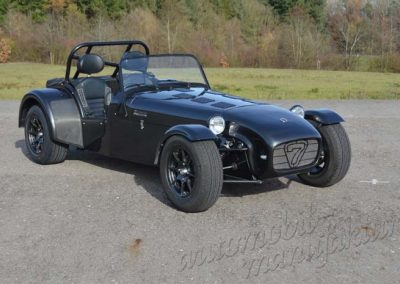 "Caterham 1.6 Supersport ""The Sovereign Gentleman"""