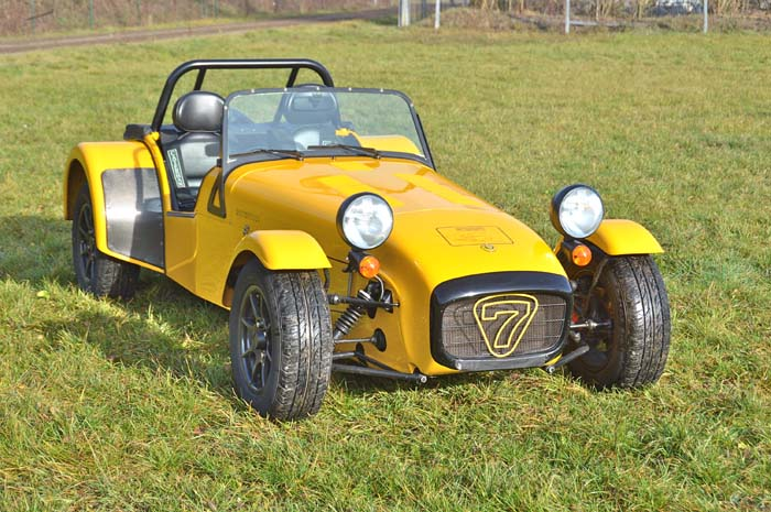 "Caterham 1.6 Roadsport ""Jenson Button"""