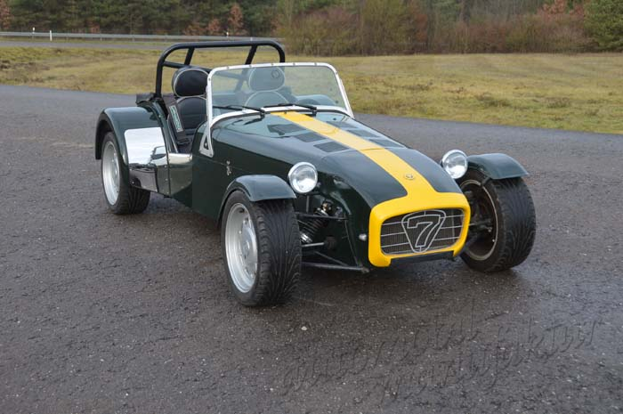 "Caterham 1.8 VVC ""Green Snake"""