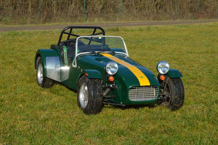 "Caterham 1.8 Supersport ""Sloppy Joe"""