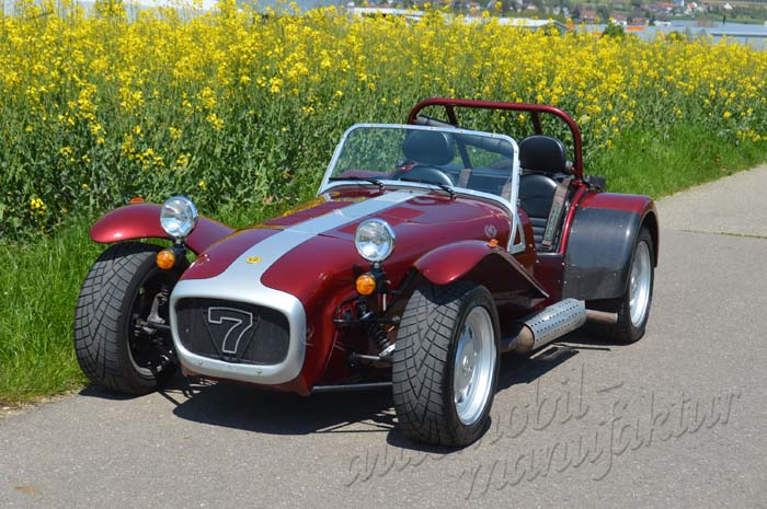 "Caterham 1.6 Supersport ""40th Anniversary"" (No. 52/67)"