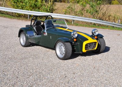 "Caterham VVC ""The Green Snake"""