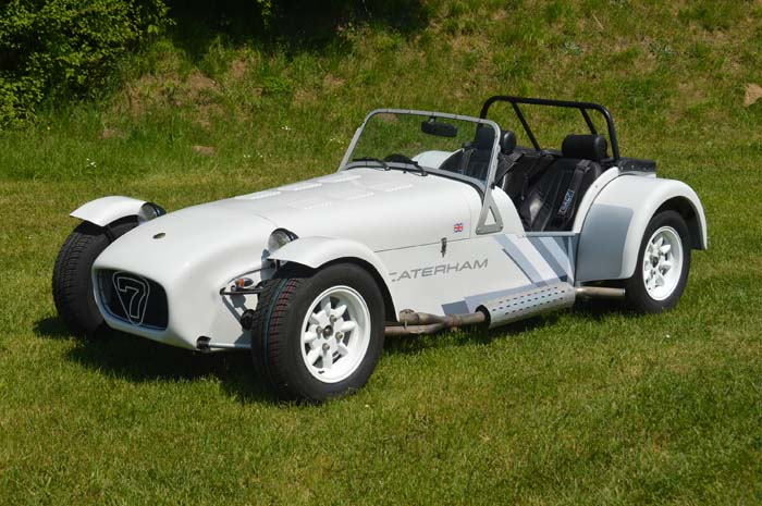 "Caterham Supersprint ""The White Lion"""