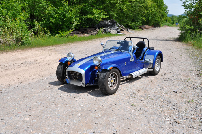Caterham Blue Pearl 1306
