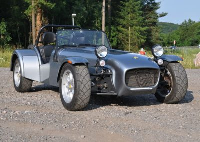 "Caterham ""Silver Arrow"""