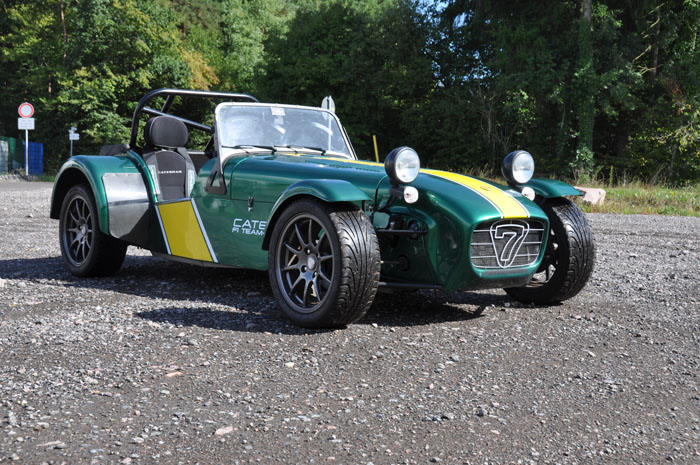 Caterham Formula One 1309