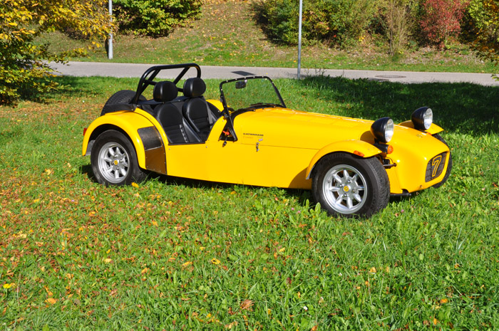 "Caterham Roadsport ""Little Wasp"""