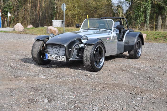 Caterham Superlight Rec.