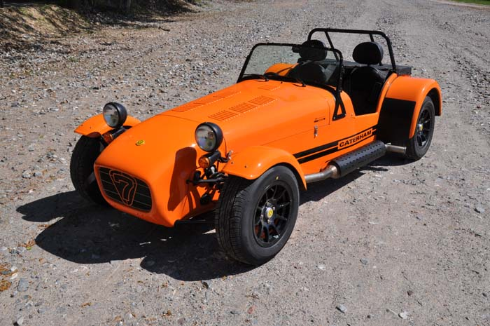 "Caterham 1.6 Supersport ""Orange Lightning"""