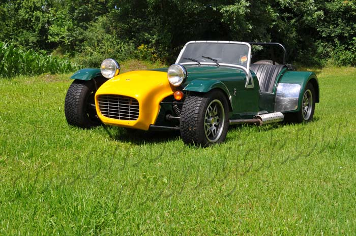 "Caterham 1700 Supersprint ""Pride of Kent"""