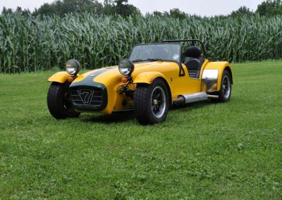 "Caterham 1.6 Roadsport ""Flying Galahad"""