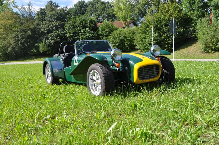 "Caterham 1.6 Roadsport ""The Adventurer"""