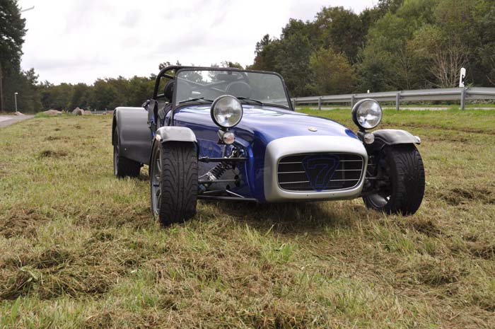 "Caterham 1.8 Supersport XPR ""Blue Star"""
