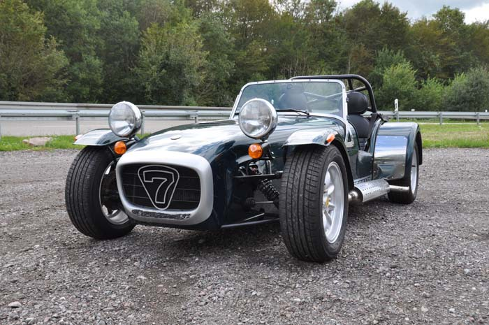 "Caterham 1.6 Roadsport ""Green Glory"""