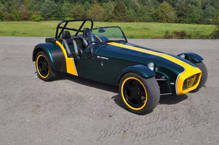 "Caterham 1.8 Supersport ""Formula 1"""