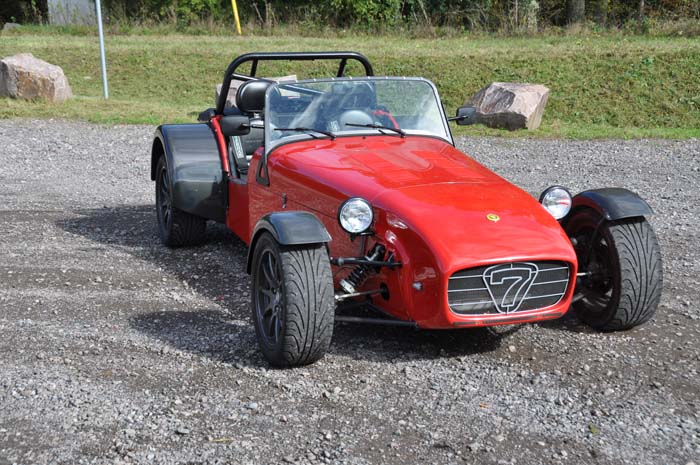 "Caterham SV ""The Red Demon"""