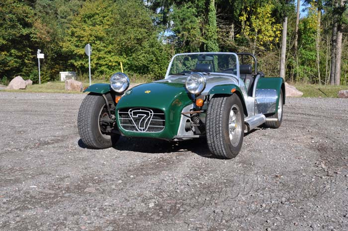 "Caterham Supersprint ""The Green Sprite"""