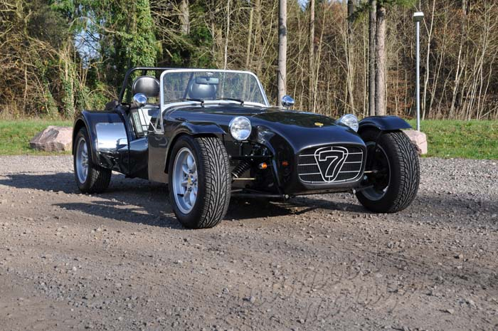 "Caterham 1.6 Supersport ""Grey Phoenix"""