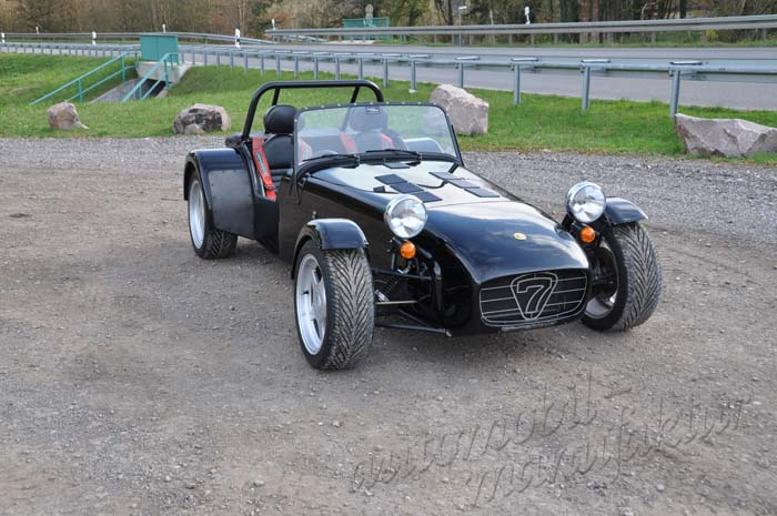 "SV-Caterham ""Black Magic"" 1.8 XPR"