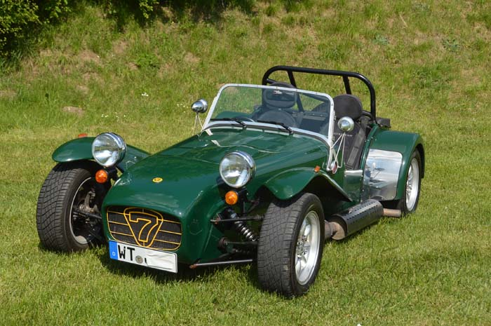 "Caterham 1.6 Supersport ""The Green Sprite"""