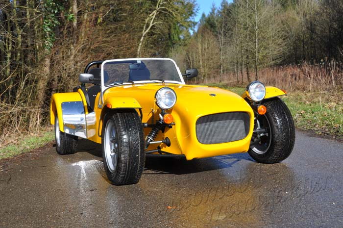 "Caterham Roadsport ""Star Chaser"""