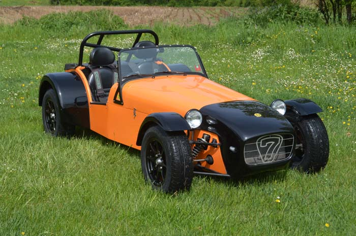 "Caterham 1.6 Roadsport ""The Striking Falcon"""