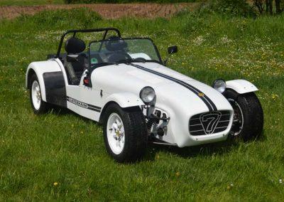 """Caterham 1.6 Roadsport """"The White Cat"""""""
