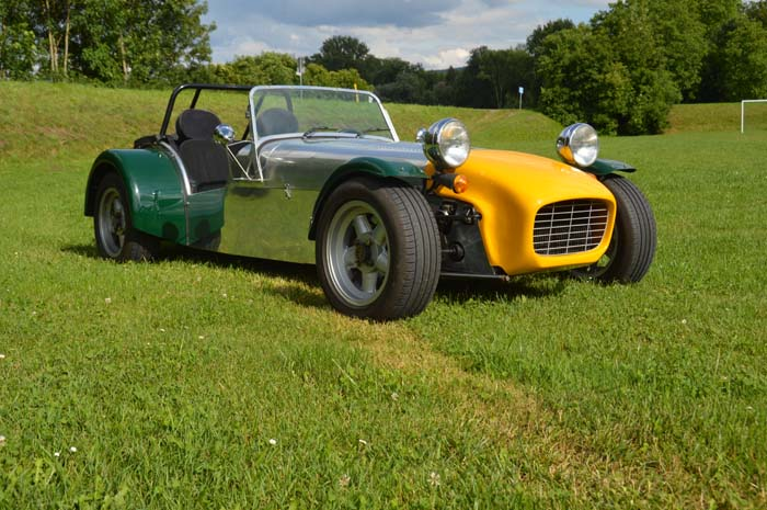 "Caterham Roadsport ""The Brave Knight"""