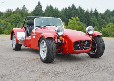 "Caterham Roadsport ""Red Dragon"""