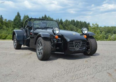 "Caterham Supersport ""The Black Pearl"""