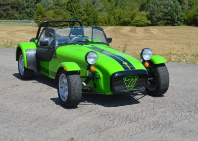 """SV-Caterham 1.8 XPR """"The Green Sting"""""""