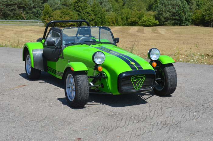 "SV-Caterham 1.8 XPR ""The Green Sting"""