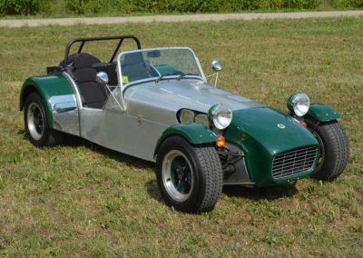 "Caterham GTS ""The Flying Spur"""