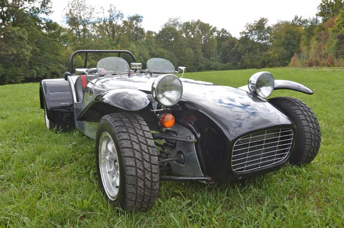 "Caterham Supersprint ""The Hidden Beast"""