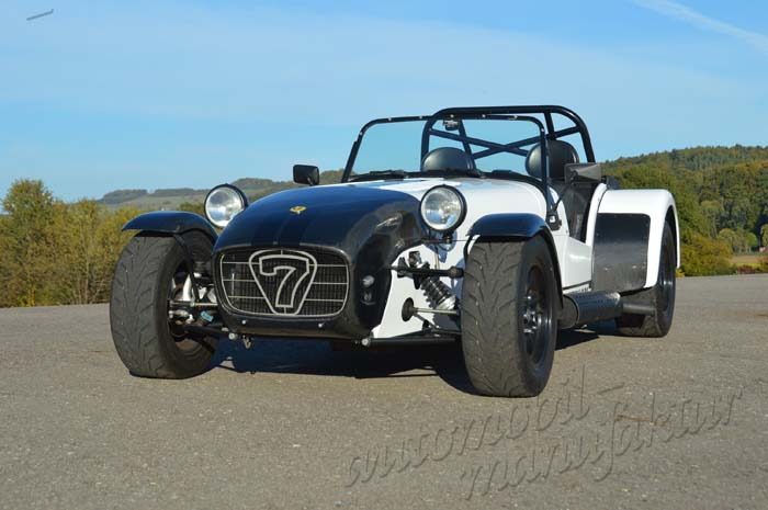 "Caterham 1.6 Supersport ""Catweazel"""