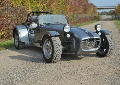 """Caterham 1.8 XPR """"Silver Star"""""""