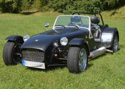 """Caterham 1.6 Supersport """"The Gentleman Racer"""""""