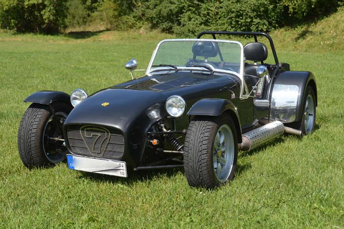 "Caterham 1.6 Supersport ""The Gentleman Racer"""