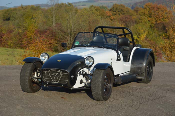 "Caterham 1.6 Supersport ""The White Star"""