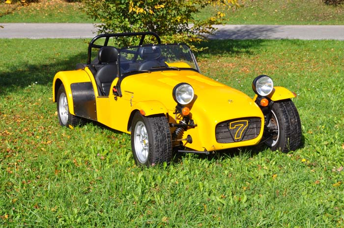 "Caterham 1.6 Roadsport ""The Crazy Canary"""