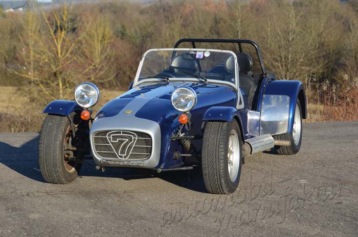 "Caterham Roadsport ""Midnight Shadow"""