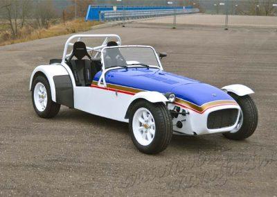 "Caterham 1.6 Supersport ""Rothmans Racing Tribute"""