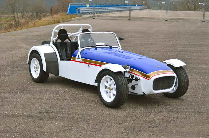 "Caterham 1.6 Supersport ""Rothmans Racing Tribute"""