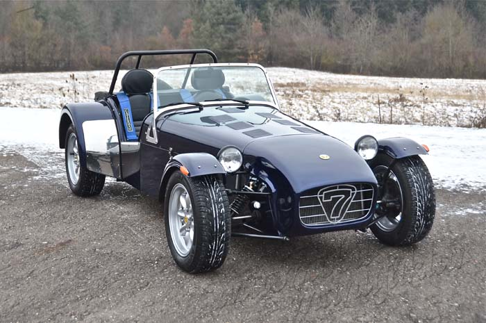 "Caterham 1.6 Roadsport ""The Blue Avenger"""