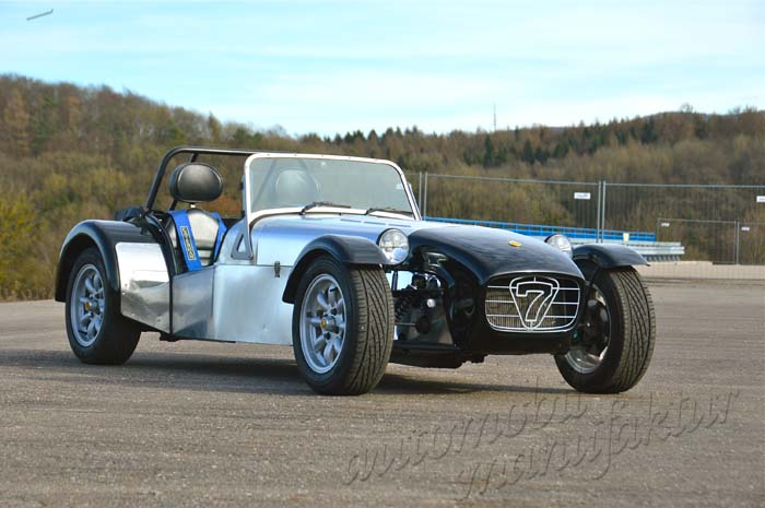 "Caterham 1.6 Supersport ""The Spinning Shark"""