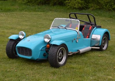 "Caterham Supersprint ""The Dancing Dolphin"""