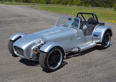 "Caterham HPC ""The Silver Knight"""