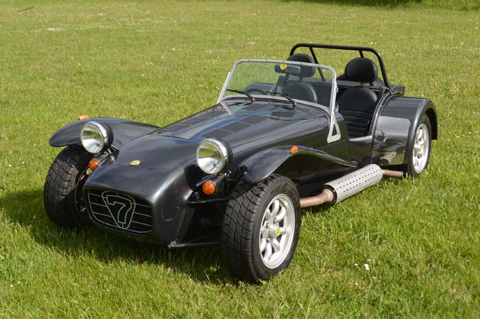 "Caterham 1.6 Supersport ""The Black Knight"""